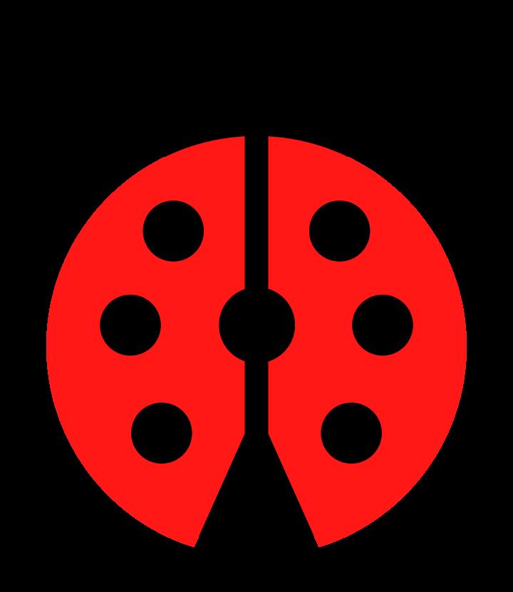 てんとう虫のイラスト02