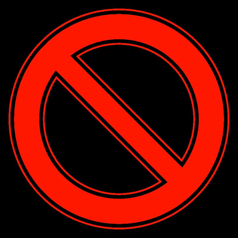 禁止マークのイラスト02