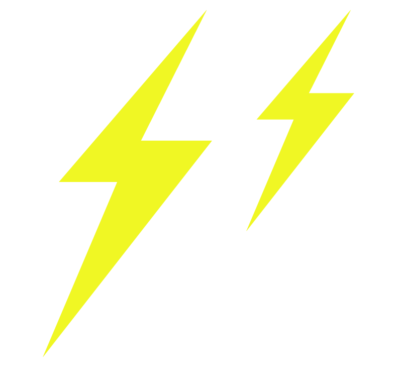雷のイラスト