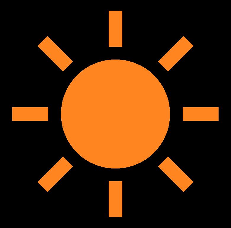 太陽・晴れのイラスト02