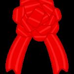 花のリボンのイラスト02