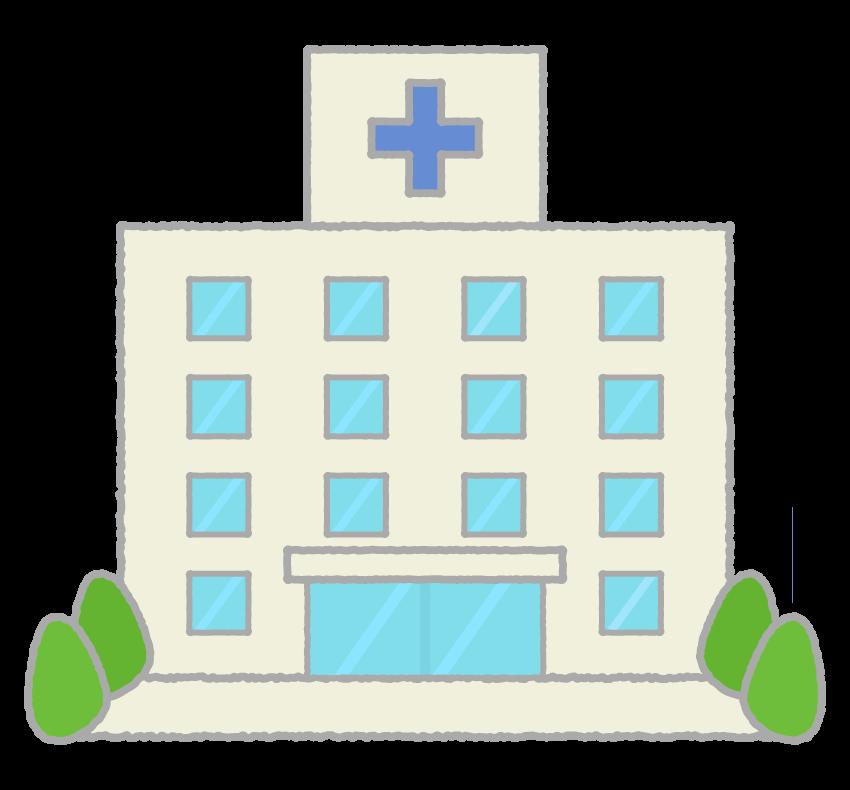 病院のイラスト02