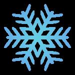 雪の結晶のイラスト02