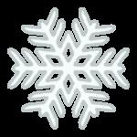 雪の結晶のイラスト04