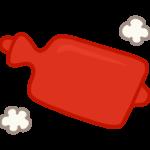 湯たんぽのイラスト02