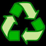 リサイクルマークのイラスト