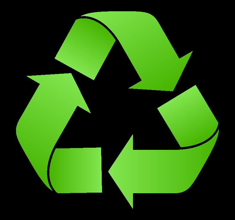 リサイクルマークのイラスト02