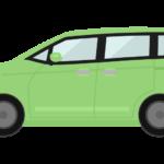 車・ミニバンのイラスト02