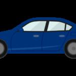 車・セダンのイラスト02