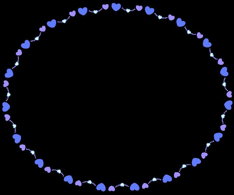 ホワイトデーやその他いろいろな場面で使える、青と紫