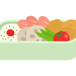 ランチ・手作り弁当のイラスト