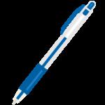 ボールペン(青色)のイラスト