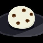 豆大福のイラスト