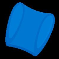 プルブイ(ビート板兼用タイプ)のイラスト