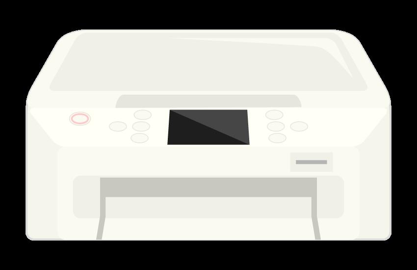プリンター・複合機のイラスト