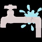 水道・水回りのトラブルのイラスト