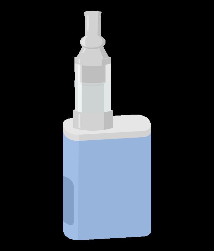 電子タバコのイラスト02