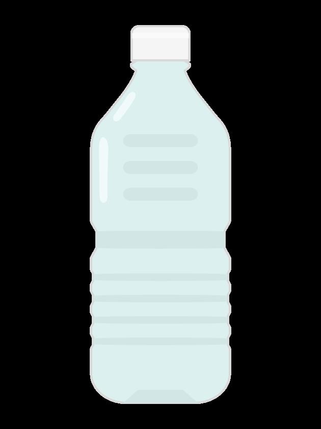 空のペットボトルのイラスト02