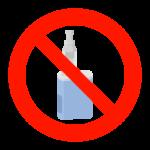 電子タバコ禁止のイラスト02