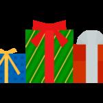 クリスマスプレゼントのイラスト02
