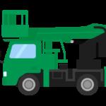高所作業車のイラスト