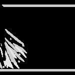 バスケのダンクシュートのフレーム・飾り枠のイラスト