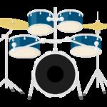 ドラムのイラスト