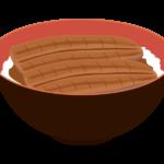 うな丼のイラスト