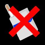 たばこ禁止のイラスト