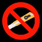 カッターの使用禁止のイラスト