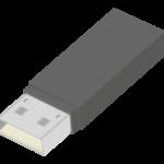USBメモリーのイラスト02