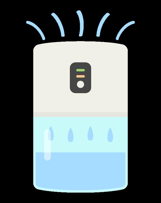 除湿器のイラスト02