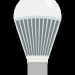 LED電球のイラスト