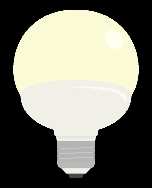 LED電球のイラスト02