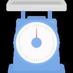 計量器のイラスト