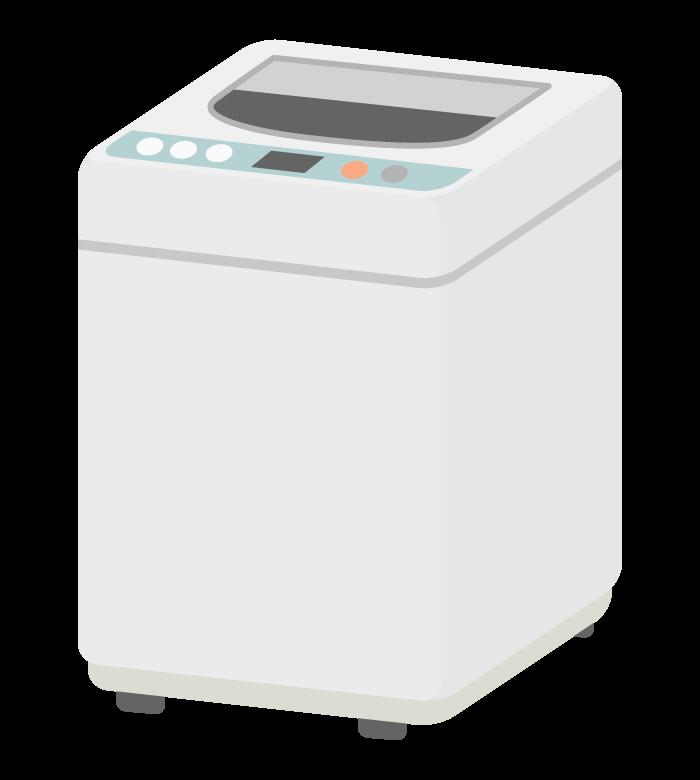 洗濯機のイラスト