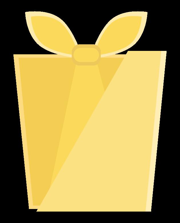 菓子折り/贈答品のイラスト