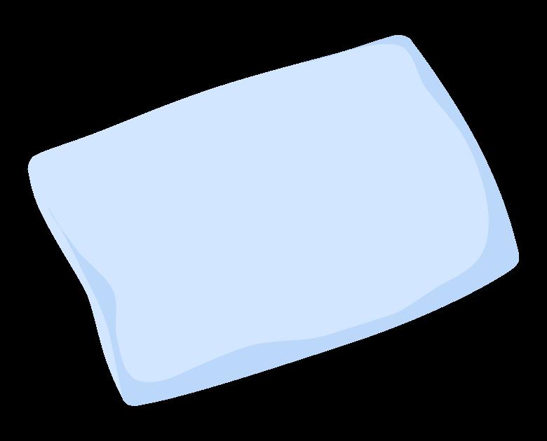 枕のイラスト
