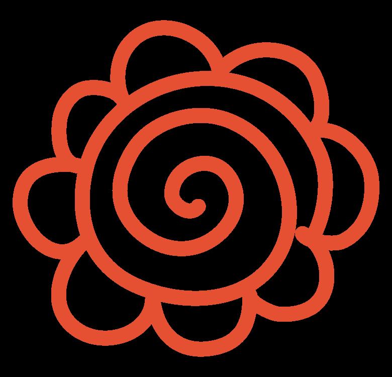 花丸(はなまる)のイラスト