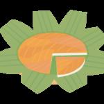 鱒寿司のイラスト
