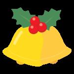 クリスマスベルのイラスト02