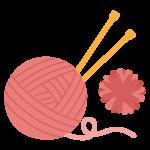 毛糸のイラスト