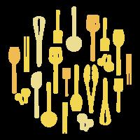 調理器具/キッチンのイラスト
