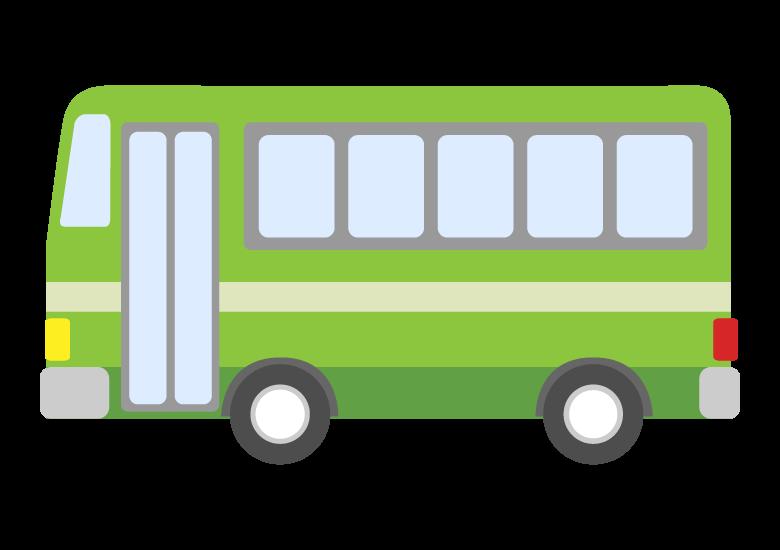 バスのイラスト