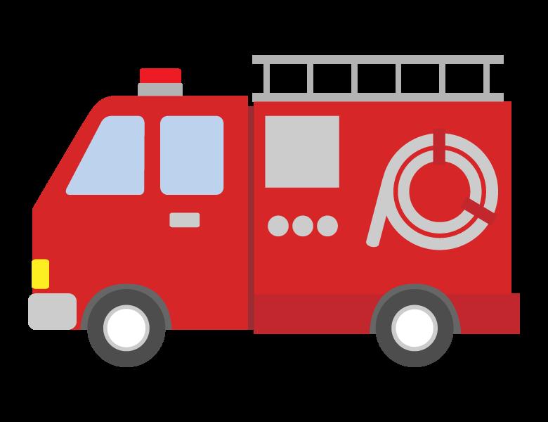 消防車のイラスト02