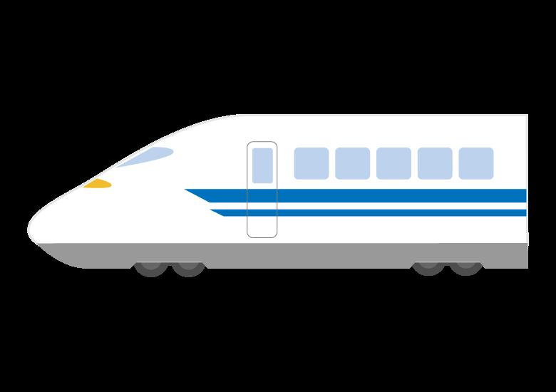 新幹線のイラスト03
