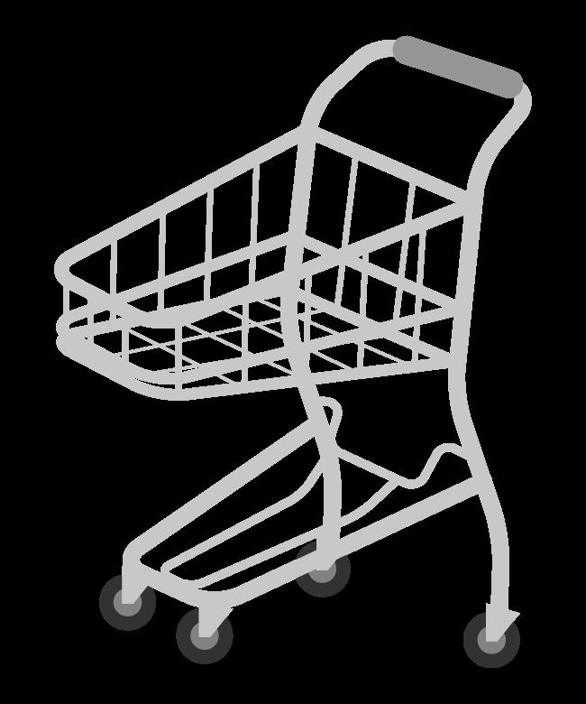 ショッピングカートのイラスト02