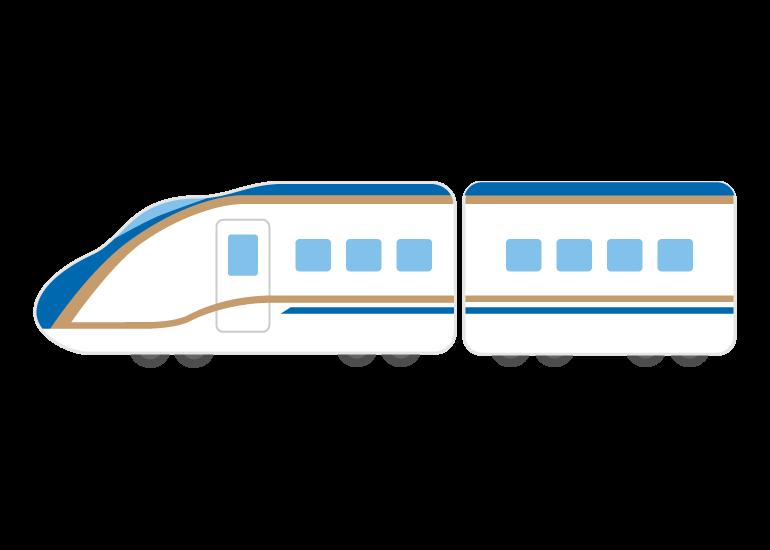 新幹線のイラスト05