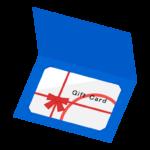 ギフトカードのイラスト02