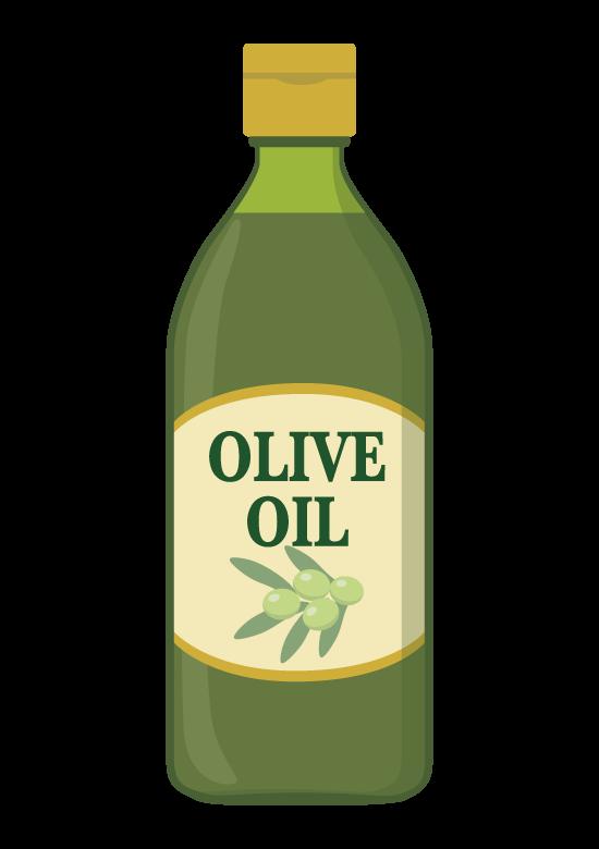 オリーブオイルのイラスト02
